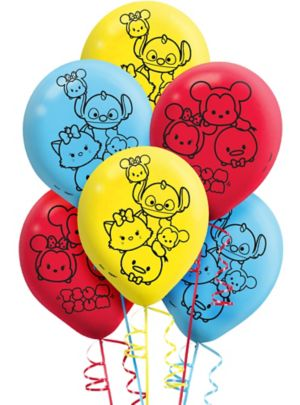 Tsum Tsum Balloons 6ct