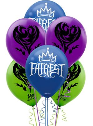 Disney Descendants Balloons 6ct