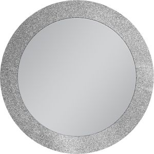 Glitter Silver Placemats 8ct