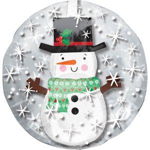Snowman Balloon - Insider