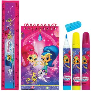 Shimmer and Shine Stationery Set 5pc
