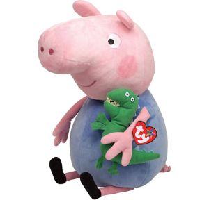 George Pig Plush - Peppa Pig