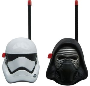 Star Wars 7 The Force Awakens Walkie Talkies 2ct