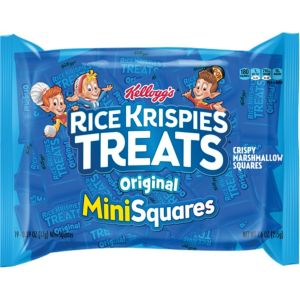 Rice Krispies Treats Mini Squares 20ct