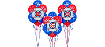 Chicago Cubs Balloon Kit