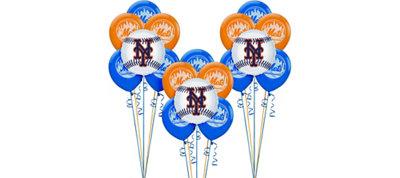 New York Mets Balloon Kit