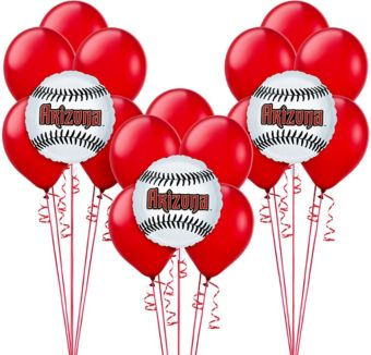 Arizona Diamondbacks Balloon Kit