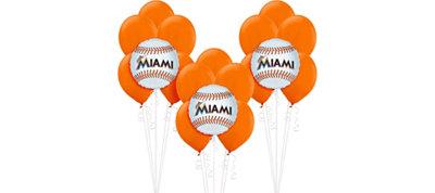 Miami Marlins Balloon Kit