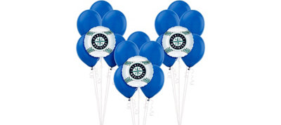 Seattle Mariners Balloon Kit
