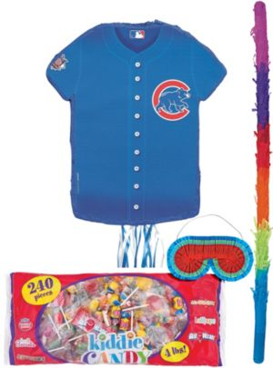 Chicago Cubs Pinata Candy Kit