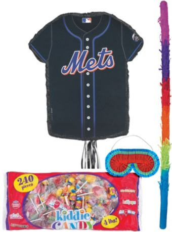New York Mets Pinata Kit