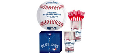 Toronto Blue Jays Basic Party Kit