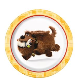 The Secret Life of Pets Dessert Plates 8ct