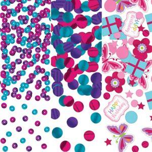 Butterfly Birthday Confetti