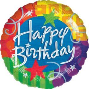 Happy Birthday Balloon - Blitz