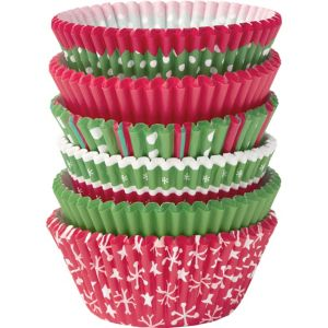 Christmas Baking Cups 150ct