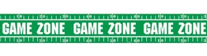 Game Zone Caution Tape