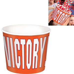 Victory Shower Paper Confetti Bucket