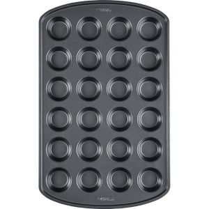 Wilton 24 Cup Non-Stick Mini Cupcake Pan