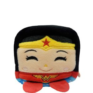 Wonder Woman Kawaii Cubes Plush
