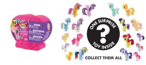 My Little Pony Squishy Pops Mystery Pack