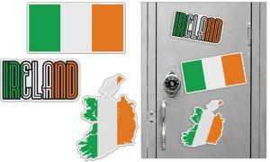 Irish Magnets 3pc