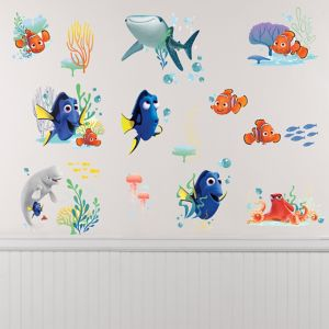 Finding Dory Wall Decals 19ct