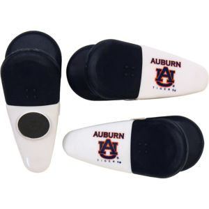 Auburn Tigers Magnetic Bag Clips 3ct