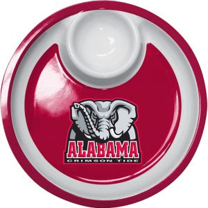 Alabama Crimson Tide Chip & Dip Tray