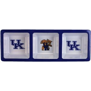 Kentucky Wildcats Divided Snack Tray