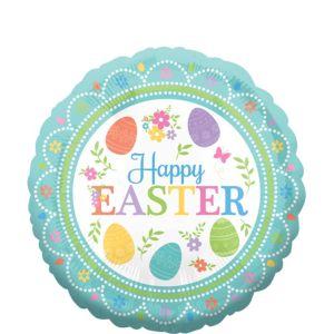 Egg-citing Easter Balloon