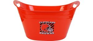 Cleveland Browns Oval Ice Bucket