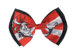 Cat in the Hat Bow Tie - Dr. Seuss