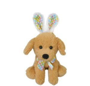 Easter Bunny Dog Plush