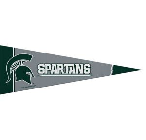 Small Michigan State Spartans Pennant Flag