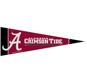Small Alabama Crimson Tide Pennant Flag
