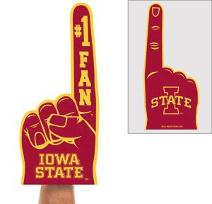 Iowa State Cyclones Foam Finger