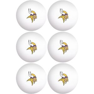 Minnesota Vikings Pong Balls 6ct