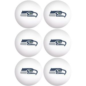 Seattle Seahawks Pong Balls 6ct