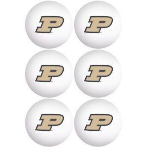 Purdue Boilermakers Pong Balls 6ct