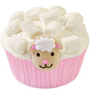 Lamb Cupcake Decorating Kit for 12