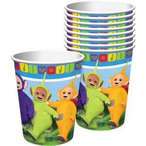 Teletubbies Cups 8ct