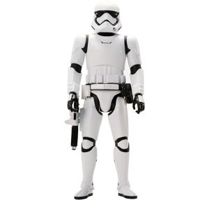 First Order Stormtrooper Action Figure - Star Wars 7 The Force Awakens