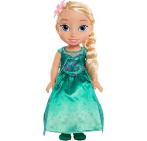 Toddler Elsa Doll Playset - Frozen