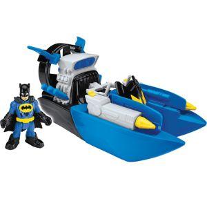 Imaginext Batman Batboat Playset 4pc