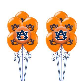 Auburn Tigers Balloon Kit