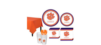 Clemson Tigers Basic Fan Kit
