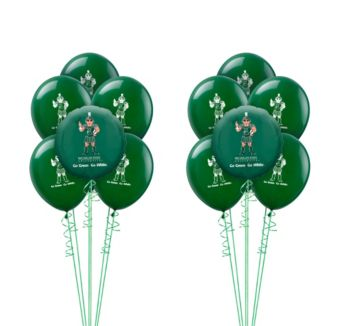 Michigan State Spartans Balloon Kit