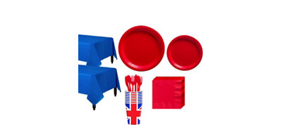 Great Britain Tableware Kit