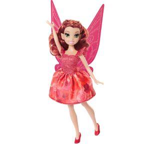 Pixie Prints Rosetta Doll - Disney Fairies